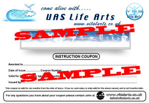 COUPON SAMPLE