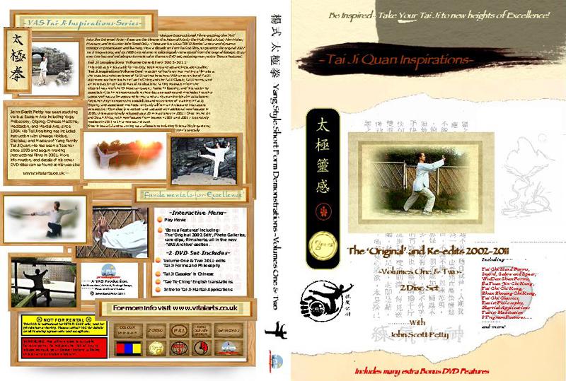 DVD TAI JI INS 2011