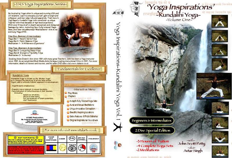DVD-YOGA 1v4